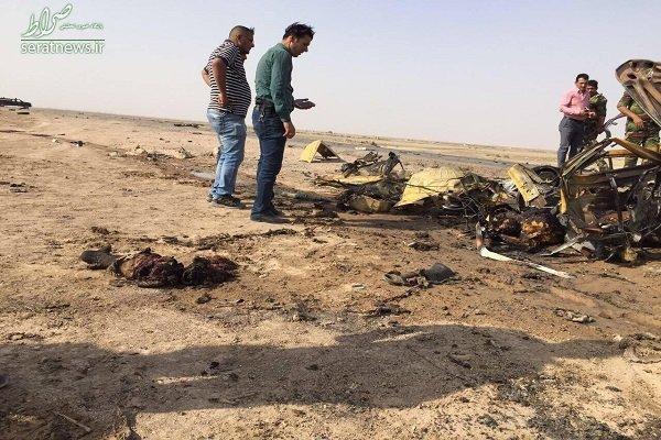 حمله تروریستی داعش به ناصریه عراق/ سه ایرانی در میان شهدا+عکس