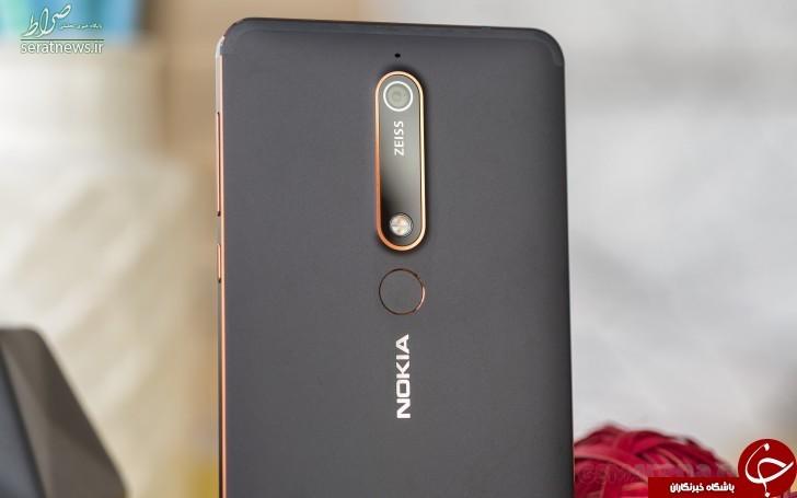 تصاویر جدید گوشی هوشمند Nokia ۶ )۲۰۱۸) +عکس