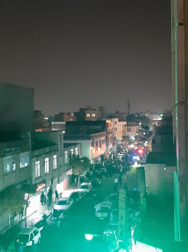 تیراندازی در افسریه تهران با یک کشته و دو زخمی+عکس