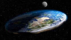 مرور یک فرضیه عجیب؛ آیا زمین تخت است؟