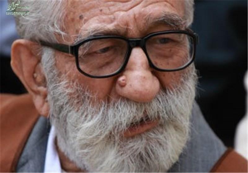 درگذشت نورعلی تابنده قطب دراویش گنابادی صحت دارد؟+ عکس و فیلم