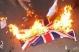 گاف رسانه های انگلیس در پوشش خبری تسخیر سفارتخانه