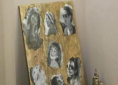 تصاویری که پیش  از این خانواده ندا مدعی شده بودند توسط دوست پسر ندا از منزلشان ربوده شده و از کاسپین ماکان گله کرده بودند در فیلم پخش شده از بی بی سی به نمایش در آمد!