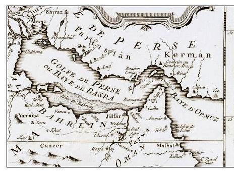 نتیجه تصویری برای خلیج فارس