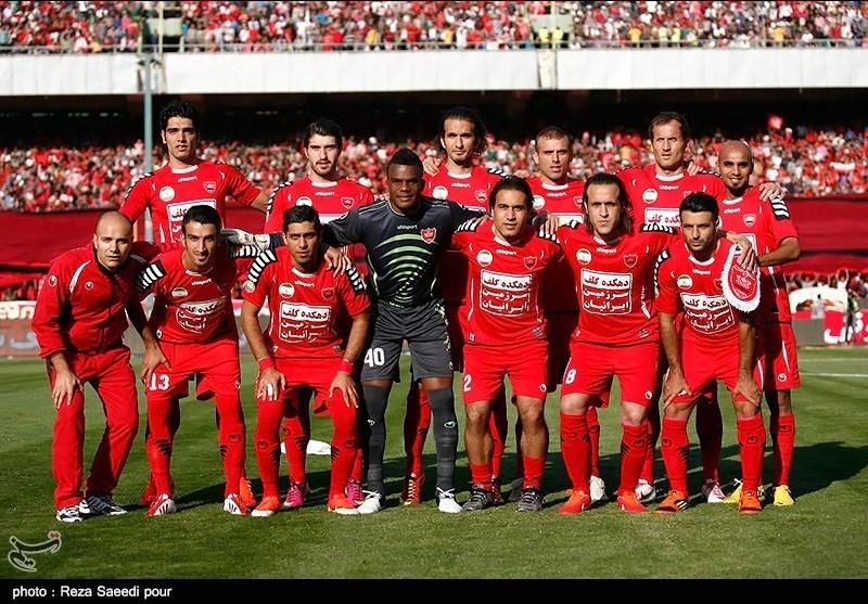 پرسپولیس در فینال جام حذفی
