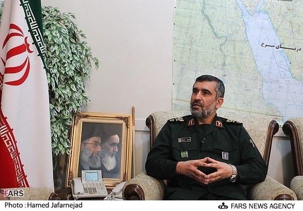 آخرین اخبار از شکار بزرگ سپاه +تصاویر