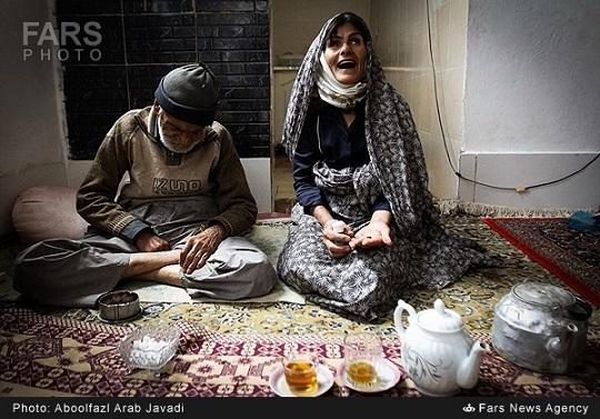 تصاویر/ نیازمندان یارانه