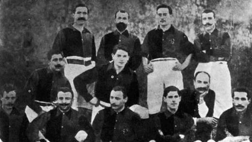عکس/اولین عکس باشگاه بارسلونا