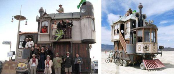 عجیبترین خانههای دنیا +تصاویر