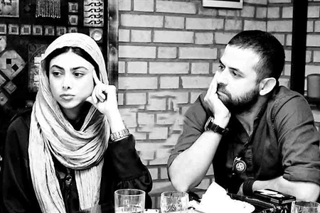 عکس/ اعلام خبر جدایی هومن سیدی از همسرش