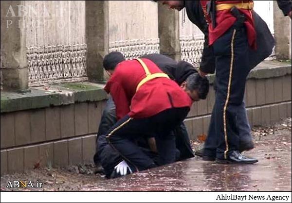 حمله مسلحانه به دفتر اردوغان +تصاویر