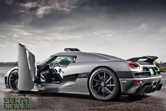 گرانترین خودروهای سال 2014+تصاویر
