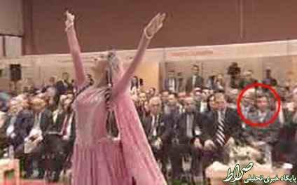 مقایسه دو عکس از نقش زنان در دولت روحانی و احمدینژاد