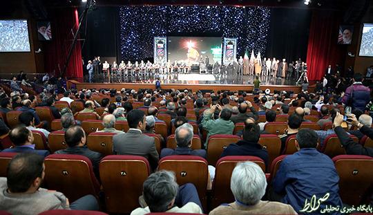 شهرداری تهران از خودش تجلیل کرد! +تصاویر تبلیغاتی