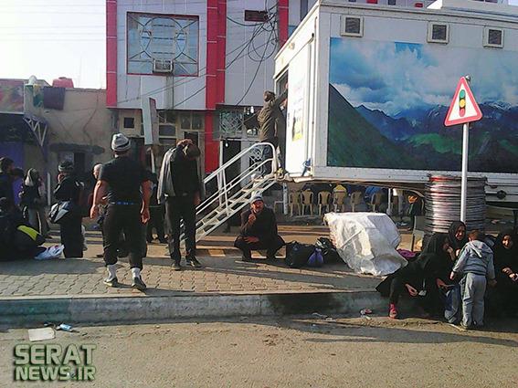 قالی باف از خودش تجلیل کرد! + تصاویر تبلیغاتی