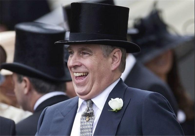 فساد پسر ملکه انگلیس دردسرساز شد +تصاویر