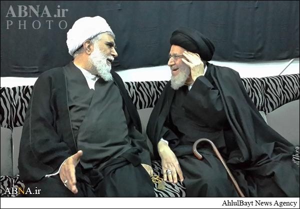 تشکر امامجماعت حرم امامحسین از رهبر انقلاب +عکس