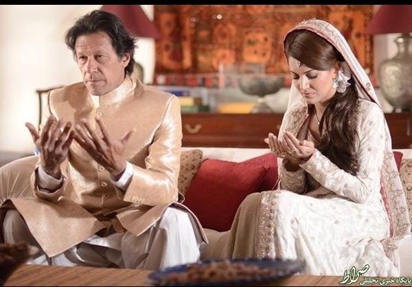 ازدواج سیاسی مجری معروف زن +عکس