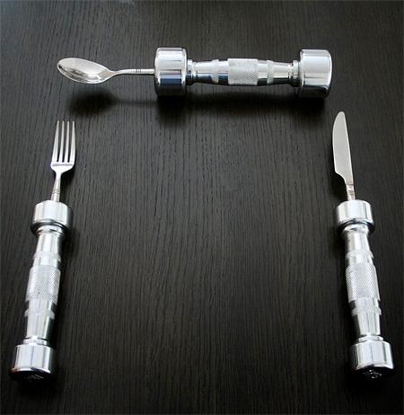 قاشقی برای کم کردن وزن +عکس