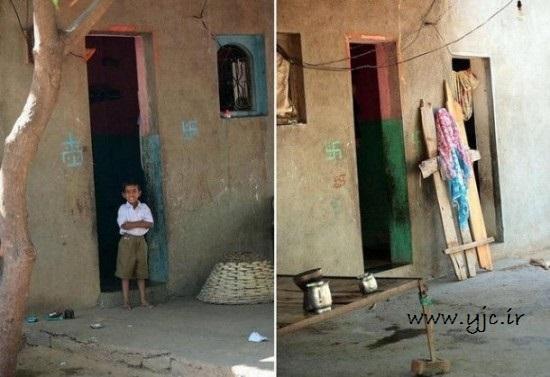روستایی که در ندارد! +عکس