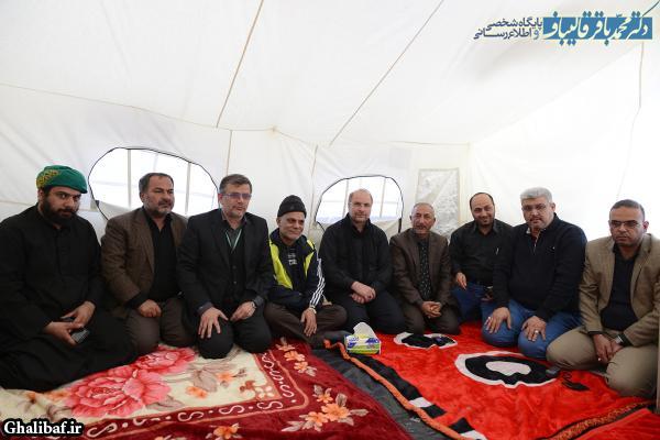 نظر شهردار تهران درباره این تصاویر چیست؟