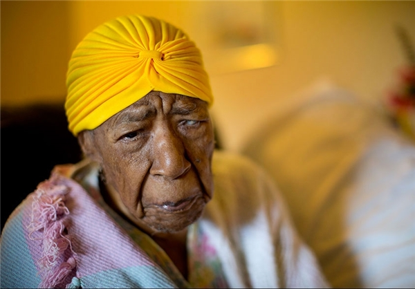 پیرترین و سالمترین زنان +تصاویر