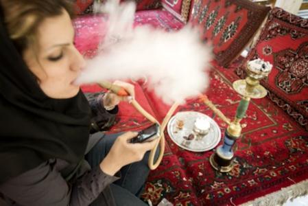 دختر قلیان دختر سیگاری دختر زیبا دختر تهرامی دختر ایرانی