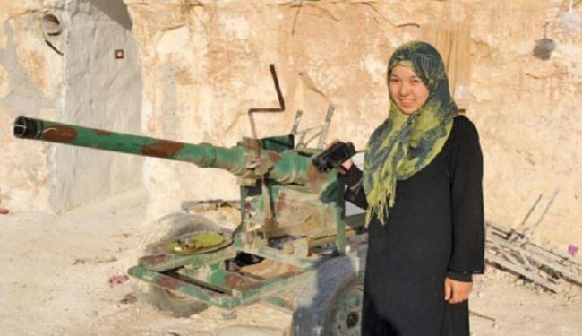 سرنوشت مبهم زن ژاپنی داعشی+عکس