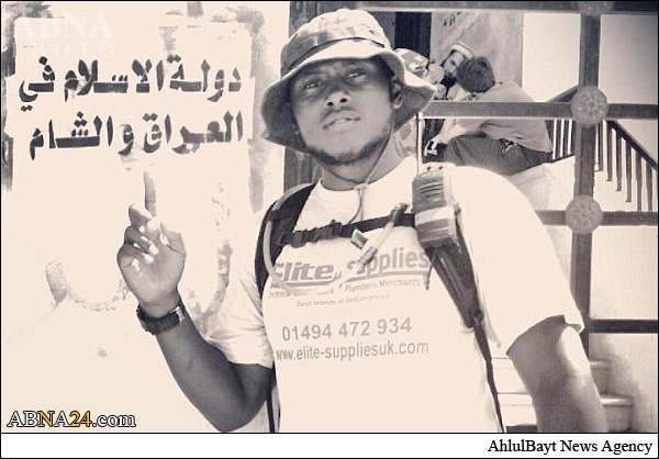 تصویربردار جنایتهای داعش +عکس