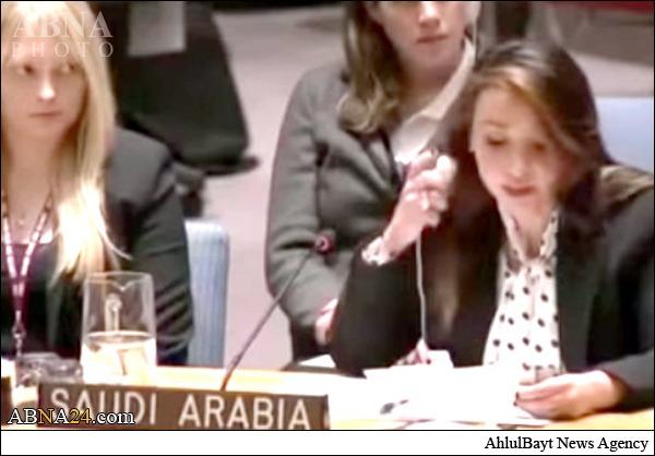 سفیر بیحجاب عربستان +عکس