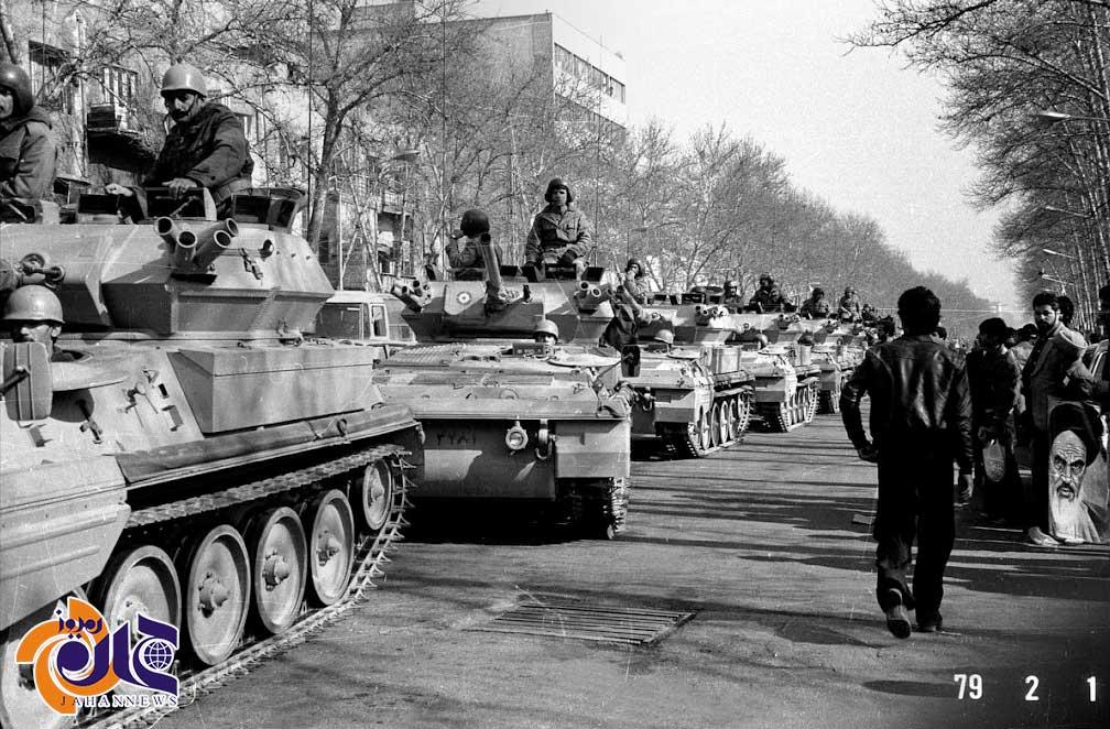 عکس/ تدبیری درخشان برای مهار انقلاب!