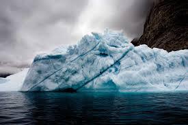 تغییراتی ترسناک در یخ زده ترین جزیره دنیا + تصاویر