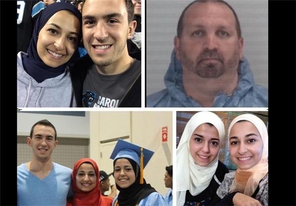 قتل 3 دانشجوی مسلمان در آمریکا +عکس