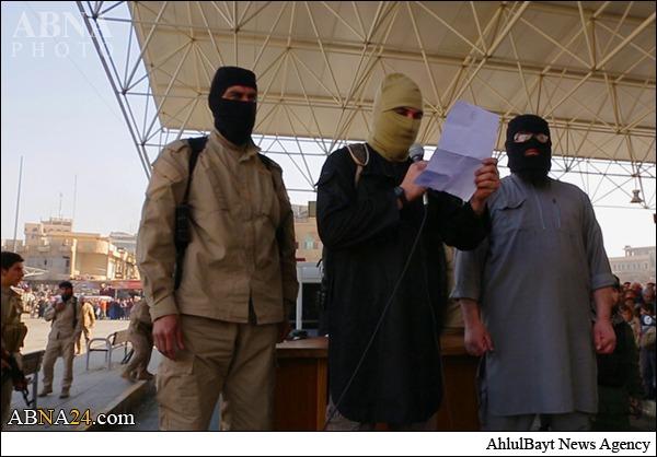 داعش سه دست دیگر را قطع کرد
