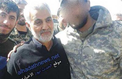 ادعای حضور سردارسلیمانی در سوریه +عکس