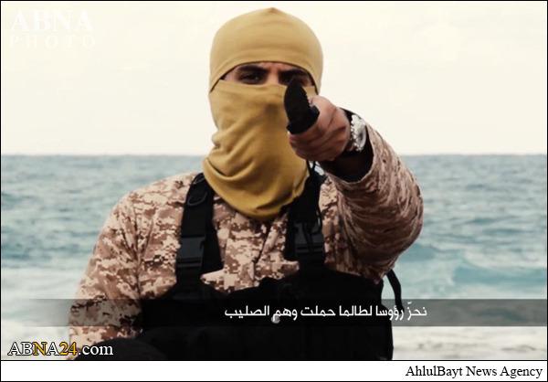 فرمانده عملیات ذبح 21 مصری +عکس