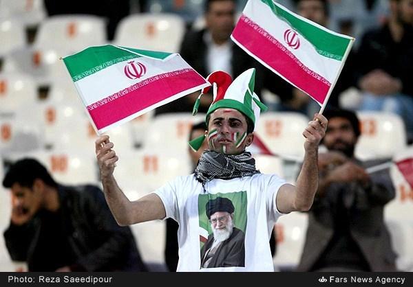 عکس/ هوادار دیدار نفت و الجیش