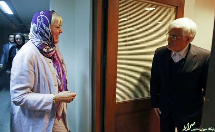 ظریف درباره دیدار خارجی عارف توضیح دهد