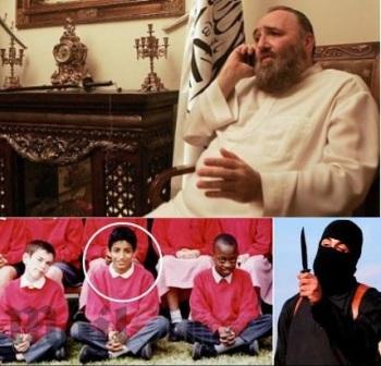استاد جلاد داعش کیست؟ +عکس