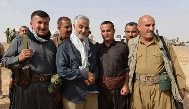 سردار سلیمانی؛ فرمانده عملیات آزادسازی تکریت