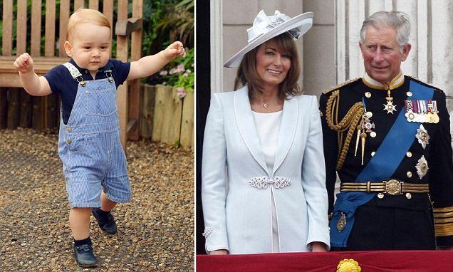 خاندان سلطنتی انگلیس محروم از دیدار نوه! +عکس