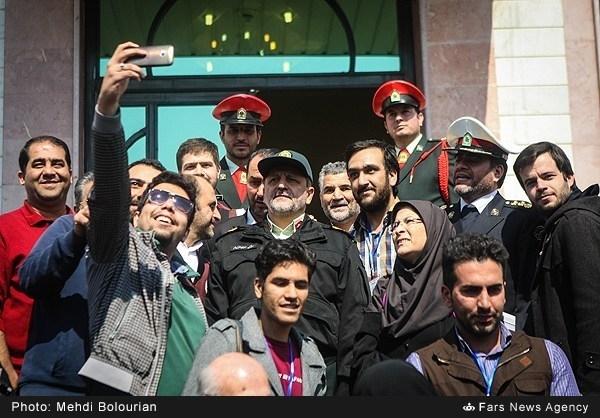 عکس/ سلفی با احمدیمقدم