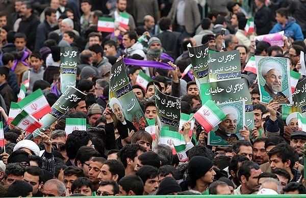 روحانی در سفر استانی تحریم شد!/ استقبال مفتضحانه از رییس دولت تدبیر و امید