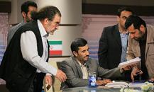 سخنرانی احمدینژاد در سالگرد مناظره با موسوی