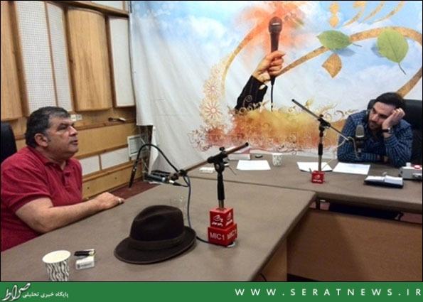 احسان علیخانی به رادیو برگشت