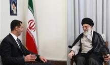 بشار اسد، رهبر انقلاب را چگونه خطاب میکند؟