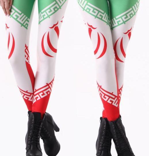 تصاویر/ توهین به ایران در جام جهانی