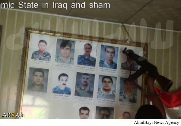 اوج بغض و دشمنی داعش بااهلبیت(ع)+تصاویر