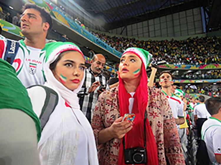 عكس/ بازیگران زن ایرانی در برزیل