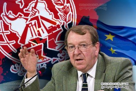 استرون استیونسون (Struan Stevenson؛ نماینده منافقین در اروپا